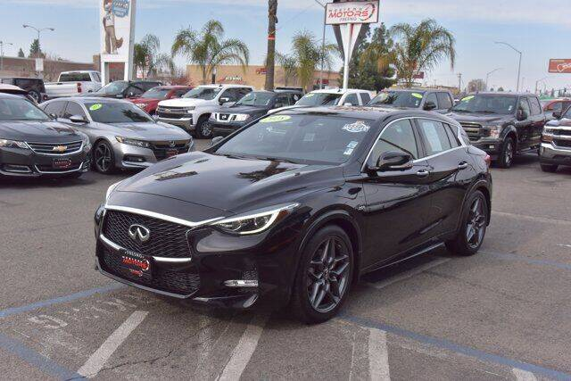 2018 Infiniti QX30 for sale at Choice Motors in Merced CA