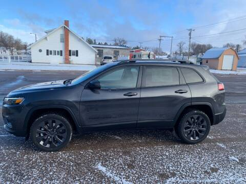 2021 Jeep Cherokee for sale at Faw Motor Co in Cambridge NE