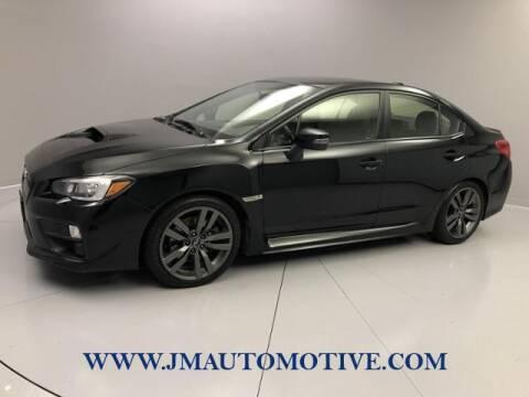 2017 Subaru WRX for sale at J & M Automotive in Naugatuck CT