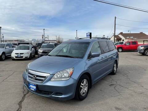 2005 Honda Odyssey for sale at Orem Auto Outlet in Orem UT