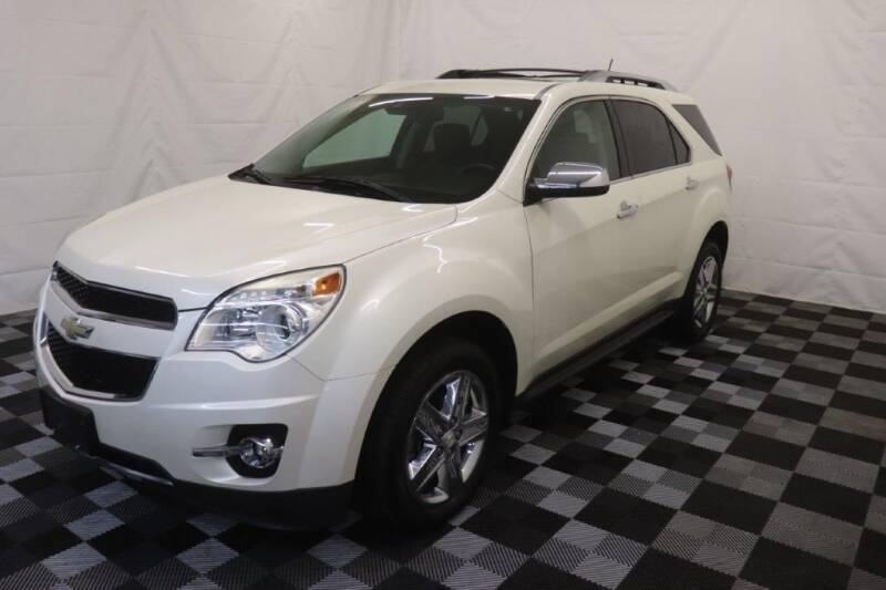 2014 Chevrolet Equinox for sale at AH Ride & Pride Auto Group in Akron OH