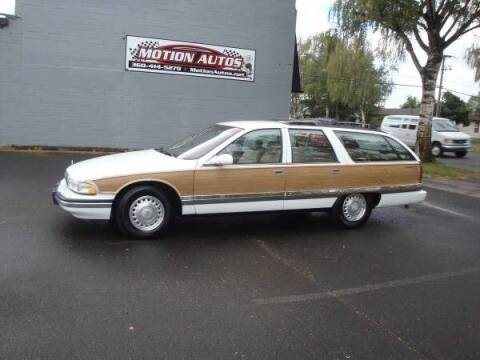 1996 Buick Roadmaster for sale at Motion Autos in Longview WA