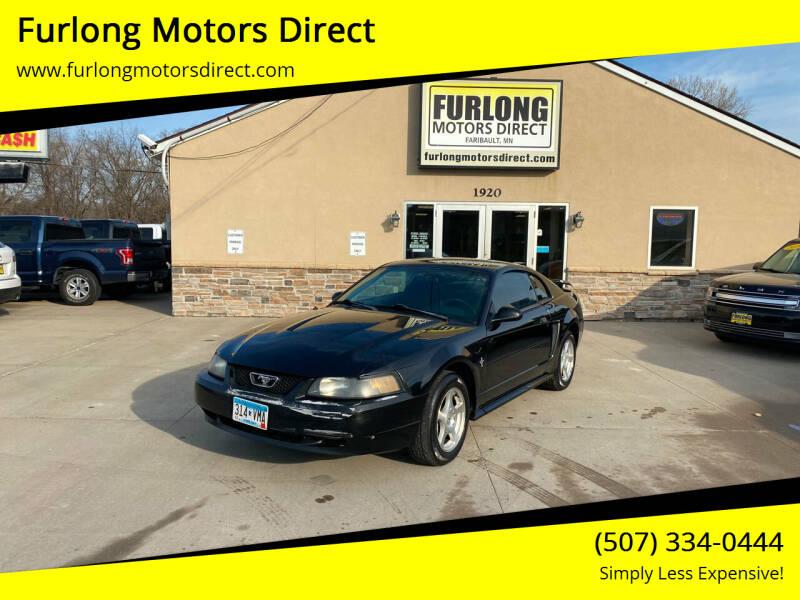 2003 Ford Mustang for sale at Furlong Motors Direct in Faribault MN