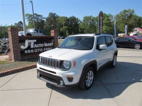 2019 Jeep Renegade for sale at J T Auto Group in Sanford NC