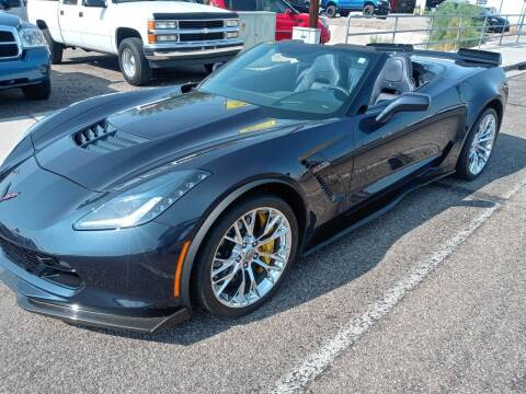 2016 Chevrolet Corvette for sale at ACE AUTO SALES in Lake Havasu City AZ