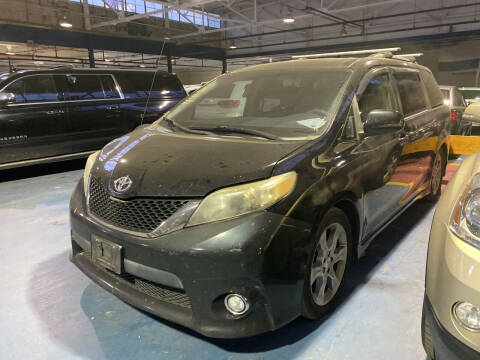 2011 Toyota Sienna for sale at JerseyMotorsInc.com in Teterboro NJ