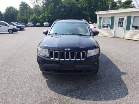2012 Jeep Compass for sale at AutoConnect Motors in Kenvil NJ