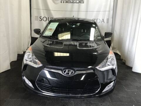 2017 Hyundai Veloster for sale at Southtowne Mazda of Sandy in Sandy UT