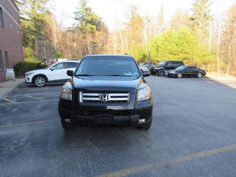 2008 Honda Pilot for sale at Heritage Truck and Auto Inc. in Londonderry NH