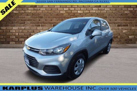 2019 Chevrolet Trax for sale at Karplus Warehouse in Pacoima CA