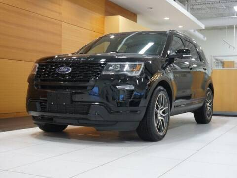 2018 Ford Explorer for sale at Porsche North Olmsted in North Olmsted OH