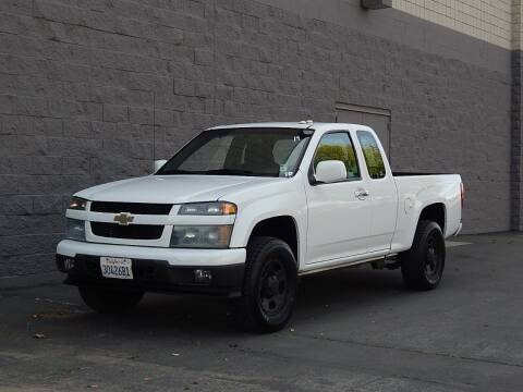 2010 Chevrolet Colorado for sale at Gilroy Motorsports in Gilroy CA