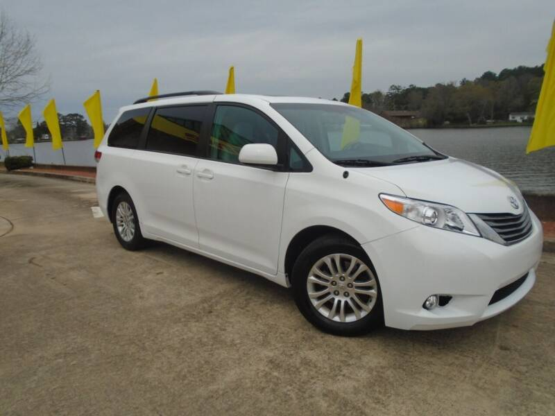 2011 Toyota Sienna for sale at Lake Carroll Auto Sales in Carrollton GA