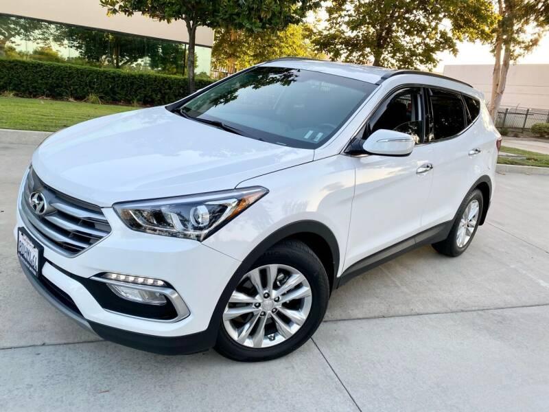 2018 Hyundai Santa Fe Sport for sale at Destination Motors in Temecula CA