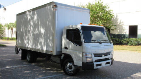 2012 Mitsubishi Fuso FEC72S for sale at Carpros Auto Sales in Largo FL