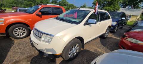 2007 Lincoln MKX for sale at Steve's Auto Sales in Madison WI