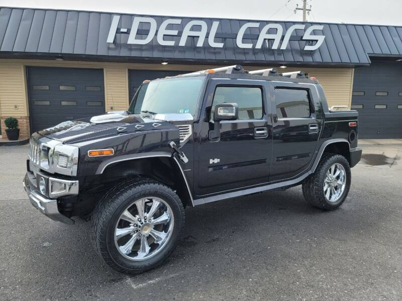 2005 HUMMER H2 SUT for sale at I-Deal Cars in Harrisburg PA