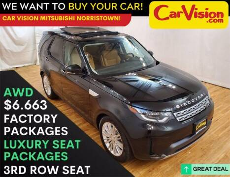 2017 Land Rover Discovery for sale at Car Vision Mitsubishi Norristown in Trooper PA
