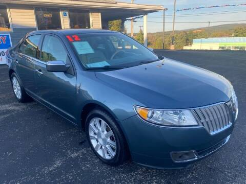 2012 Lincoln MKZ for sale at Car Factory of Latrobe in Latrobe PA