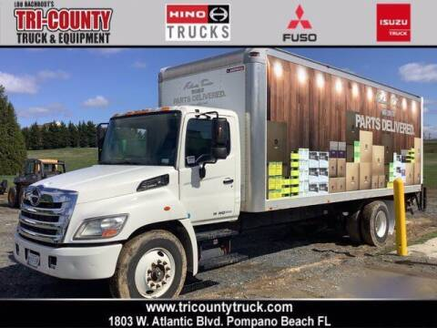 2013 Hino 268A for sale at TRUCKS BY BROOKS in Pompano Beach FL