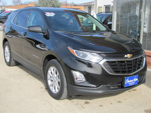2018 Chevrolet Equinox for sale at Choice Auto in Carroll IA