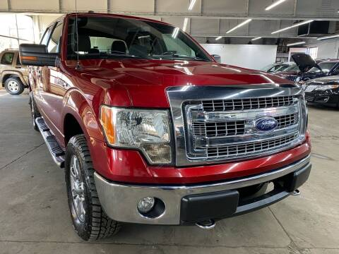 2013 Ford F-150 for sale at John Warne Motors in Canonsburg PA