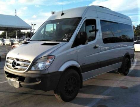 2012 Mercedes-Benz Sprinter Passenger for sale at Autos and More Inc in Knoxville TN