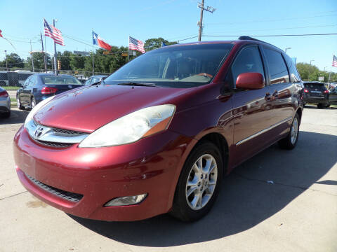 2006 Toyota Sienna for sale at West End Motors Inc in Houston TX