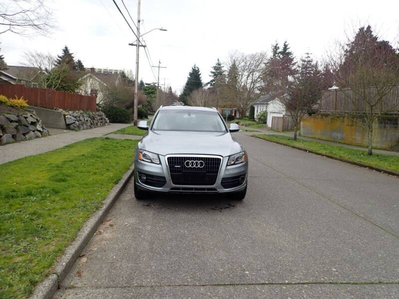2010 Audi Q5 for sale at INTEGRITY AUTO SALES LLC in Seattle WA