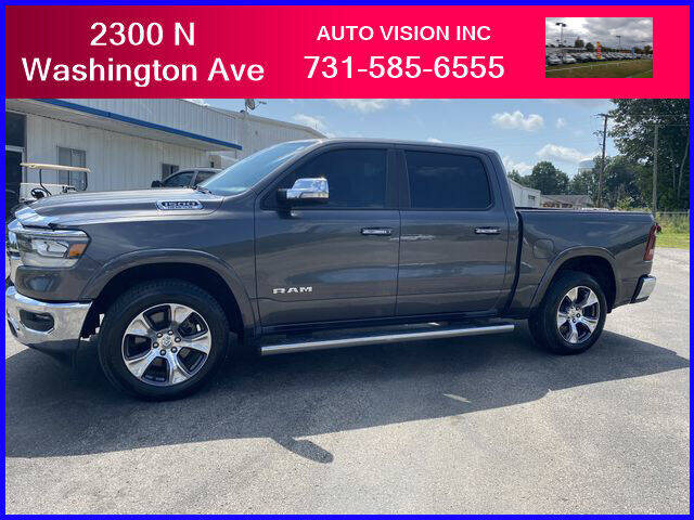 2019 RAM Ram Pickup 1500 for sale at Auto Vision Inc. in Brownsville TN