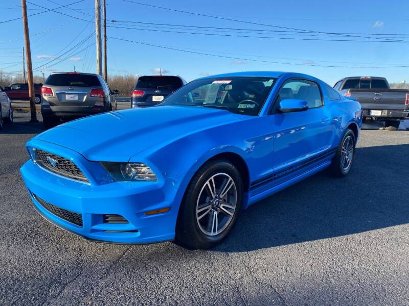 2013 Ford Mustang for sale at Clear Choice Auto Sales in Mechanicsburg PA