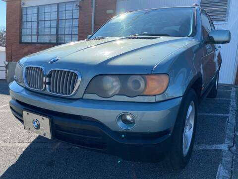 2003 BMW X5 for sale at Atlanta's Best Auto Brokers in Marietta GA