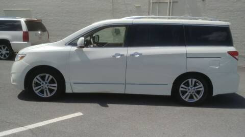 2012 Nissan Quest for sale at Lewis Used Cars in Elizabethton TN