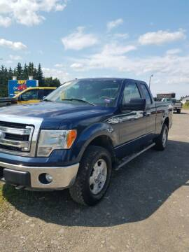 2013 Ford F-150 for sale at Jeff's Sales & Service in Presque Isle ME