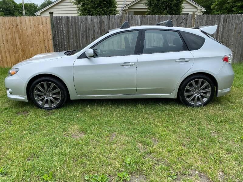 2010 Subaru Impreza for sale at ALL Motor Cars LTD in Tillson NY