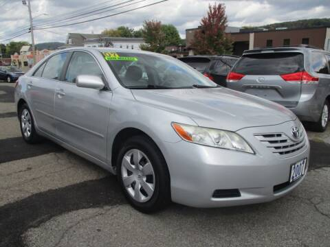 2007 Toyota Camry for sale at Car Depot Auto Sales in Binghamton NY