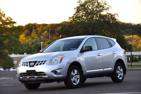 2013 Nissan Rogue for sale at T CAR CARE INC in Philadelphia PA