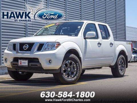 2019 Nissan Frontier for sale at Hawk Ford of St. Charles in Saint Charles IL