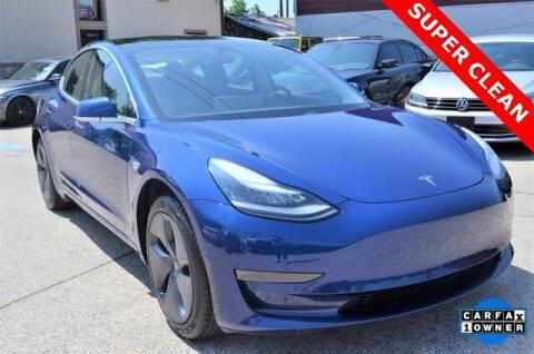 2020 Tesla Model 3 for sale at LAKESIDE MOTORS, INC. in Sachse TX