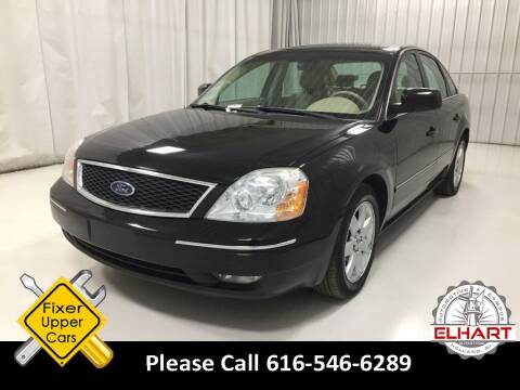 2005 Ford Five Hundred for sale at Elhart Automotive Campus in Holland MI