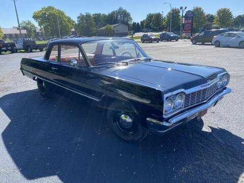 1964 Chevrolet Biscayne for sale at B & B Auto Sales in Brookings SD