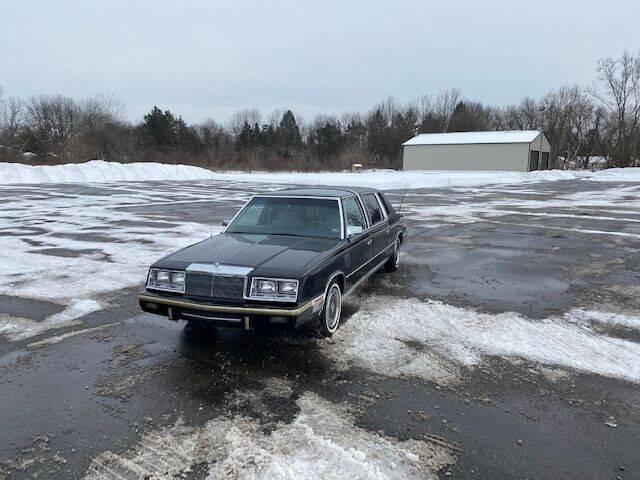 1984 Chrysler Executive for sale at Caruzin Motors in Flint MI