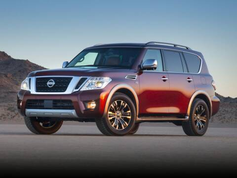 2020 Nissan Armada for sale at Ken Ganley Nissan in Medina OH