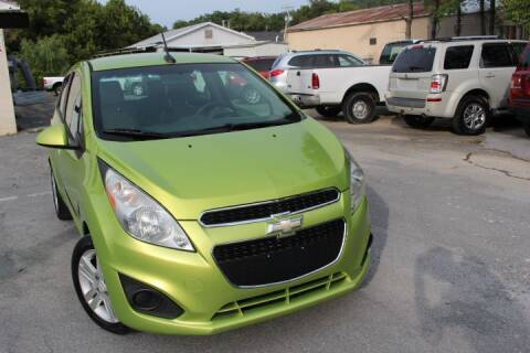 2013 Chevrolet Spark for sale at SAI Auto Sales - Used Cars in Johnson City TN