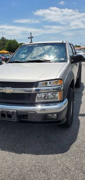 2005 Chevrolet Colorado for sale at M B & D AUTO in Va Beach VA