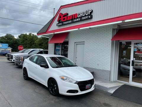 2013 Dodge Dart for sale at AG AUTOGROUP in Vineland NJ
