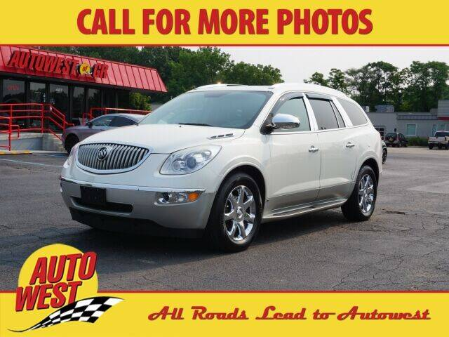 2009 Buick Enclave for sale at Autowest of GR in Grand Rapids MI