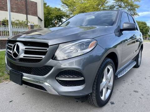 2017 Mercedes-Benz GLE for sale at Imperial Capital Cars Inc in Miramar FL