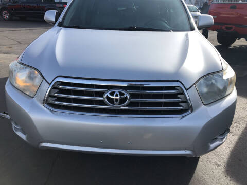 2010 Toyota Highlander for sale at DPM Motorcars in Albuquerque NM