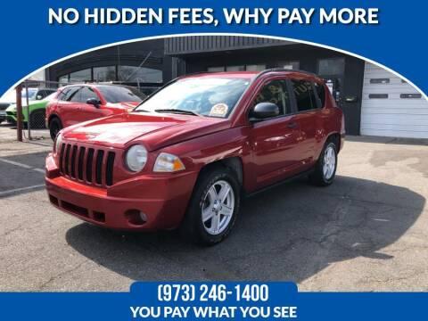 2007 Jeep Compass for sale at Route 46 Auto Sales Inc in Lodi NJ